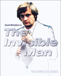 Invisible Man-Complete Series (1975) [Import]