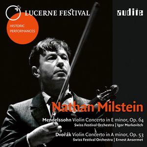 Violin Concerto in E Minor 64