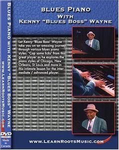 Blues Piano With Kenny Blues Boss Wayne