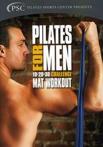 Pilates for Men: Volume 1: Challenge Mat Workout