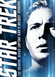 Star Trek: The Original Series - Captain Kirk's Boldest Missions