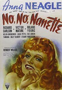 No No Nanette , Anna Neagle