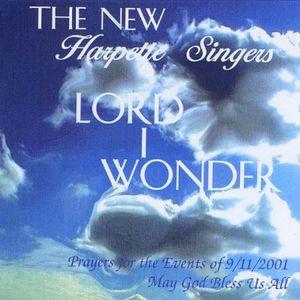 Lord I Wonder