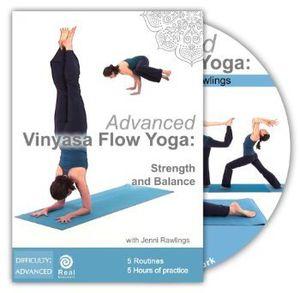 Advanced Vinyasa Flow Yoga: Strength and Balance