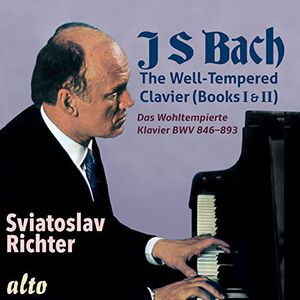 Well-Tempered Clavier (Books I & II Complete)