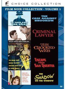Film Noir Collection: Volume 1