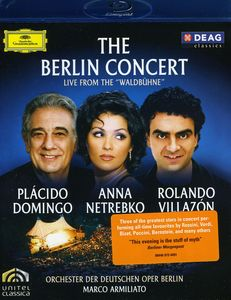 """The Berlin Concert: Live From the """"Waldbühne"""""""