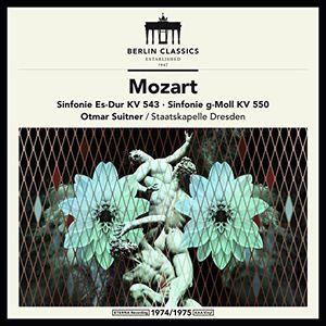 Mozart: Symphonies KV543 & KV550