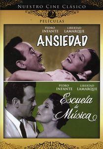 Ansiedad & Escuela de Musica