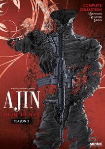 Ajin: Demi-human: Season 2