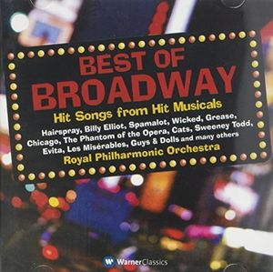 Best of Broadway Musicals [Import]