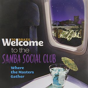 Welcome to the Samba Social Club /  Various [Import]