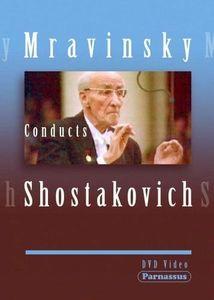 Conducts Shostakovich Leningrad Philharmonic Orch