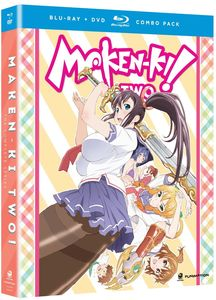 Maken-Ki! 2: Season Two