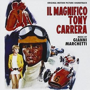 Il Magnifico Tony Carrera (The Magnificent Tony Carrera) (Original Soundtrack) [Import]