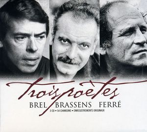 Trois Poetes [Import]