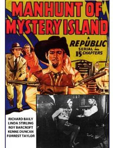 Manhunt of Mystery Island