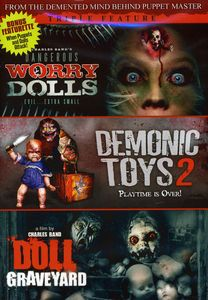 Dangerous Worry Dolls /  Demonic Toys 2 /  Doll Graveyard