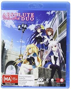 Absolute Duo Complete Series [Import]