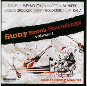 Stony Brook Sounding 1