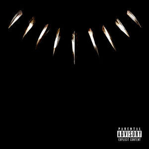 Black Panther: The Album (Various Artists) [Explicit Content]