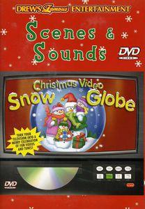 Drew's Famous Christmas Video Snow Globe