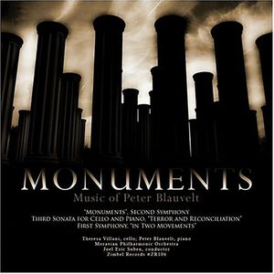 Monuments: Music of Peter Blauvelt