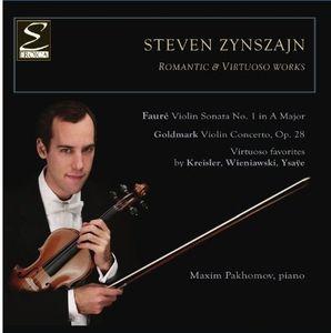 Romantic & Virtuoso Works