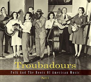 Troubadours Part 1 /  Various