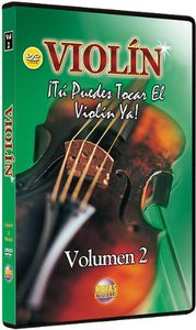 Violin: Volume 2: Spanish Only You Can Play Violin Now: Volume 2