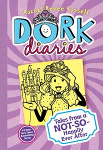 DORK DIARIES 8 HAPPILY EVER AFTER