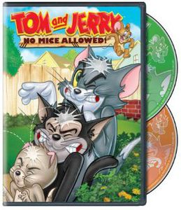Tom and Jerry: No Mice Allowed!