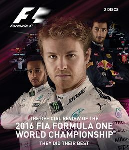 F1 2016 Official Review