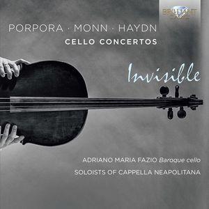 Invisible & Cello Sonatas