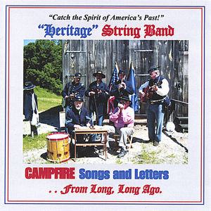Campfire Songs & Letters from Long Long Ago