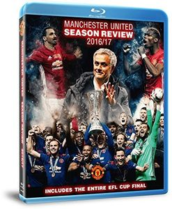 Manchester United Season Review 2016 /  2017 [Import]