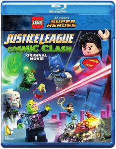 LEGO DC Comics Super Heroes: Justice League - Cosmic Clash(No Figurine)