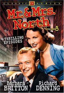 Mr. And Mrs. North: Volume 8