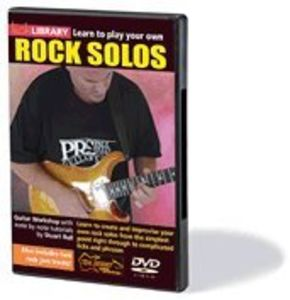 Create Your Own Rock Guitar Solos