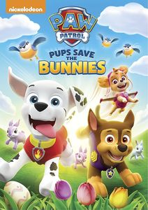 Paw Patrol: Pups Save the Bunnies