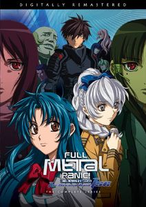 Full Metal Panic!: The Second Raid: The Complete Series [Import]