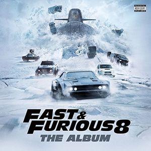 Fast & Furious 8 (The Fate of the Furious) (Original Soundtrack) [Import]