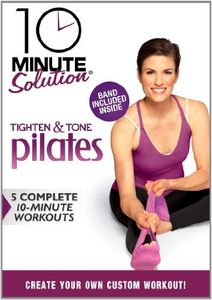 10 Minute Solution-Tighten & Tone Pilates [Import]