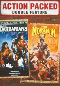 The Barbarians /  The Norseman (Action-Packed Double Feature)