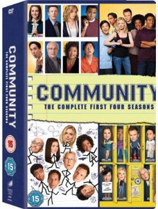 Community: Seasons 1-4 [Import]