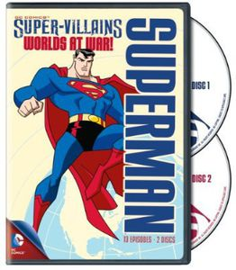 DC Super Villains Superman: Worlds at War