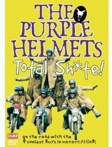 Purple Helmets Total Sh*t