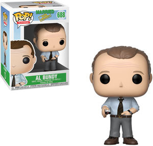 FUNKO POP! TELEVISION: Married with Children - Al w/  Remote