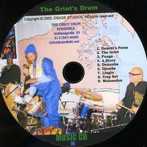 Griot's Drum