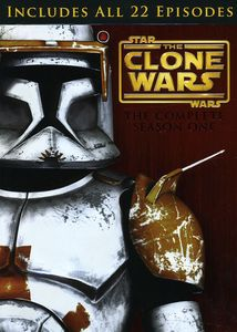Star Wars: The Clone Wars: The Complete Season One